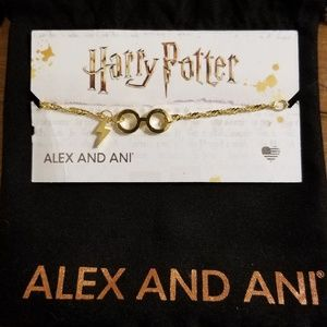 Alex and Ani Jewelry - Alex and Ani Harry Potter Pull Chain Bracelet